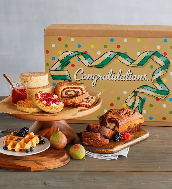 Mix and Match Congratulations Bakery Gift  Pick