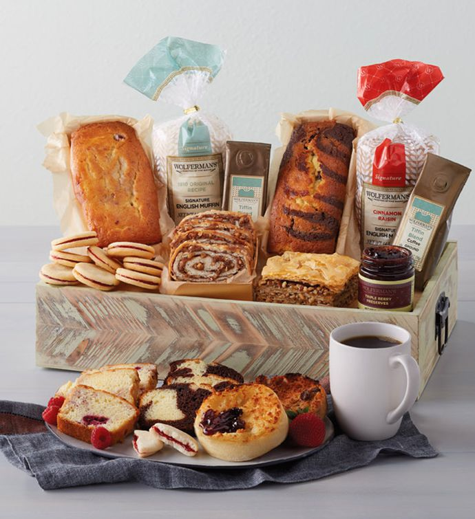 Wolfermans Bakery Serving Tray
