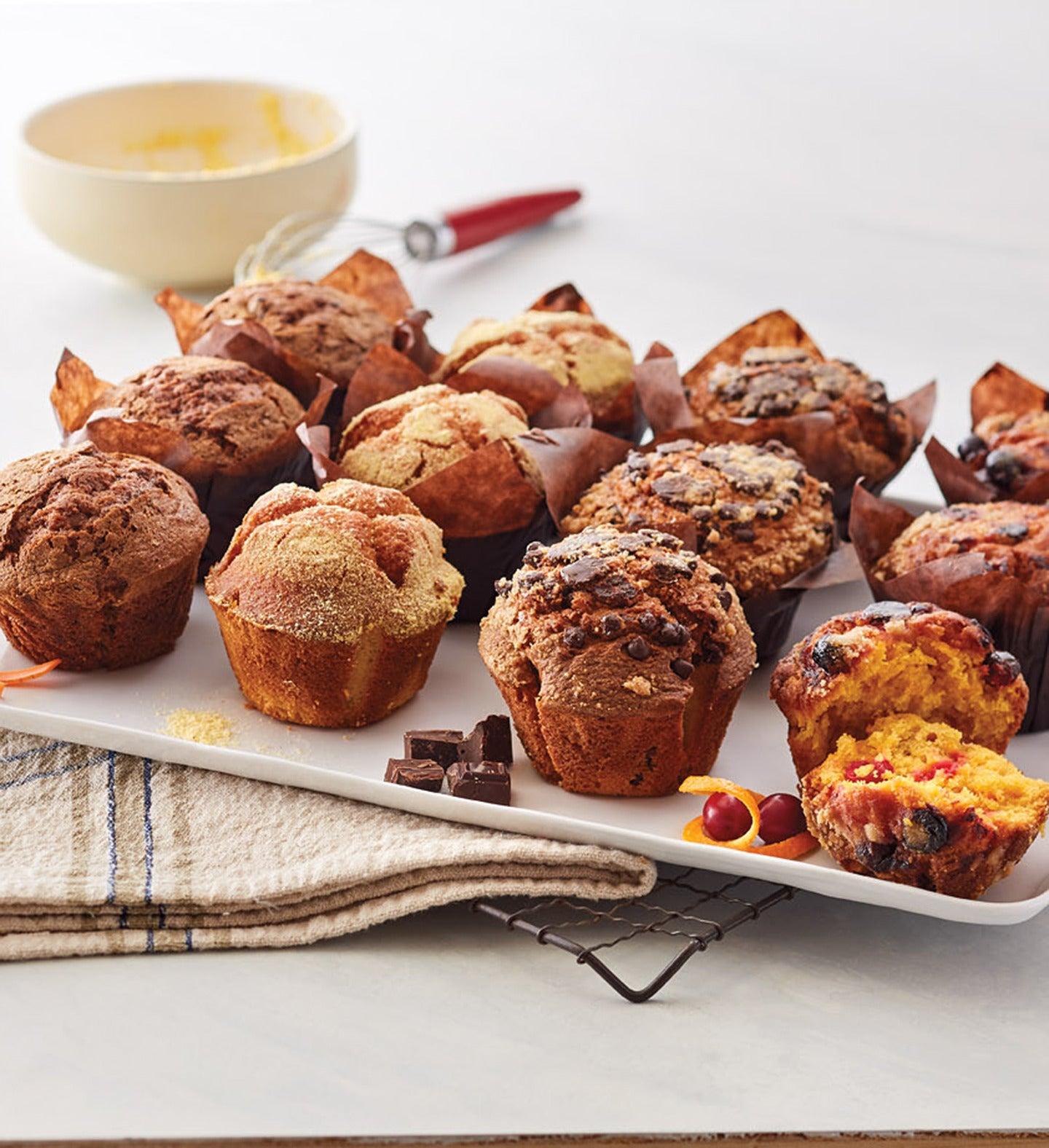 Davidovich Muffins