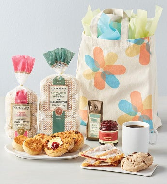 Bright Blooms Tote Gift