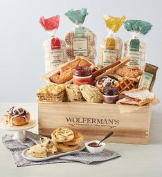 The Best of Wolfermans Bakery Gift Crate