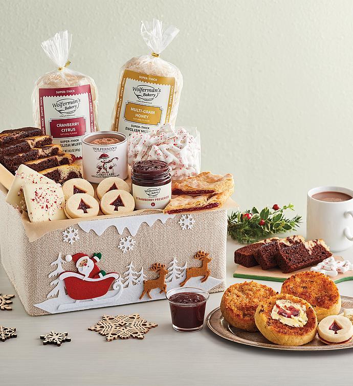 Santas Bakery Basket